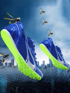 Shoes Spikes Track Athletics Jumping Long Running Men Breathable for Lightweight Sneakers