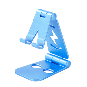 Mobile phone desktop folding stand Suitable for IPAD tablet charging base Adjustable stand Mobile Phone Accessories