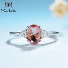 Женское кольцо с драгоценным камнем kuolit Diaspore Zultanite, одноцветное 925 для кольцо свадьбы, ювелирное изделие бижутерия серебро 925 ювелирные изделия кольцо серебро обручальные кольца подарок кольцо хамелеон