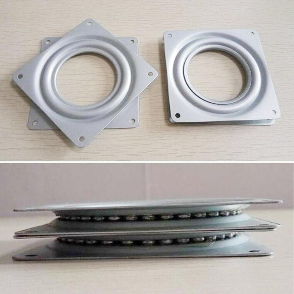 4'' 94mm Heavy Duty Metal Lazy Susan Bearing Turntable Bearings Furniture Parts