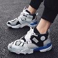 Neue Trend Turnschuhe Männer Lace Up Vulkanisieren Schuhe Low Top Flache Schuhe Atmungsaktive Mesh Wohnungen Leinwand Schuhe Günstige Weiß Schuhe UNS-76
