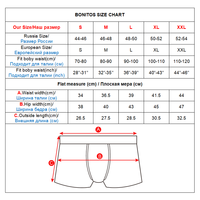 4pcs Boxer Shorts Underpants  1