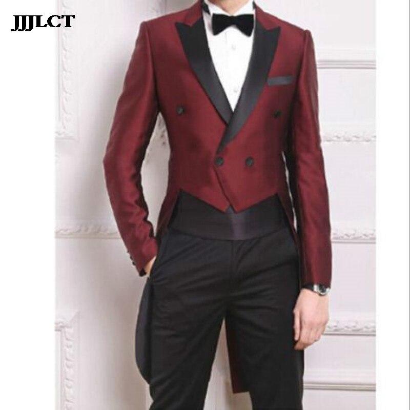 2019 Spring New Studio Photo Ceremonies Presided Over The Self-cultivation Suit Costumes Men's Suit Suit Tuxedo