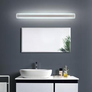 Image 4 - NEO Gleam 16 W/24 W/32 W/40 W/48 W 40/60/ 80/100/120 ซม.โมเดิร์นโคมไฟความสว่างห้องน้ำกันน้ำ LED กระจก sconce