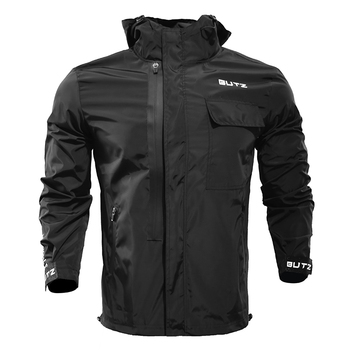Fitness Waterproof Jacket Men Windbreaker Hunting Clothes Outdoor Windproof Hoodie Coat Fishing Running Hiking SoftShell Jackets outdoor two piece suit jackets men winter coats warm waterproof clothing windbreaker outdoor jacket camping coat fishing tops