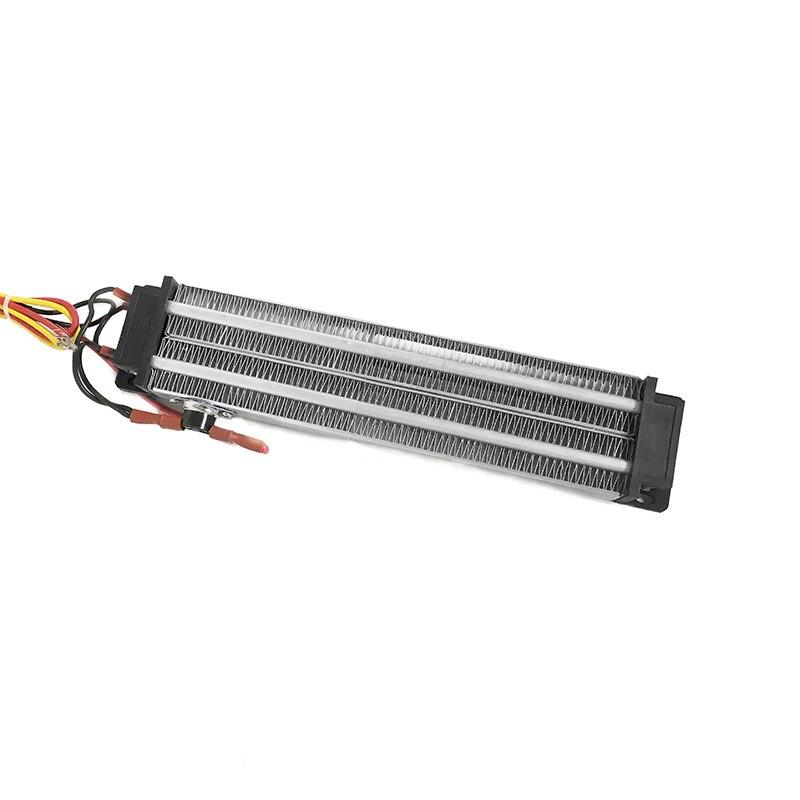 Керамический PTC нагреватель Электрический подогреватель 1000 Вт AC DC 220 В 230*50 мм