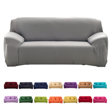 Couch Slipcover Corner Sofa Elastic Living-Room Modern 1/2/3/4-seater Chair-Protector