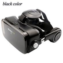 Z4 Leather 3D Cardboard Helmet Virtual Reality VR Glasses Headset Stereo Box