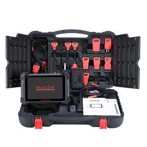 Image 5 - Autel escáner MaxiCOM MK908 OBD2 para coche, herramienta de diagnóstico OBDII de nivel OE, programador de llaves de Control bidireccional, lector de código PK MK808