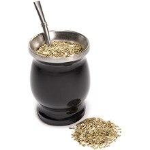 Yerba Mate kabak seti çift duvar paslanmaz çelik Mate çay bardağı ve Bombilla seti içerir Yerba Mate kabak (bardak) bir Bombilla