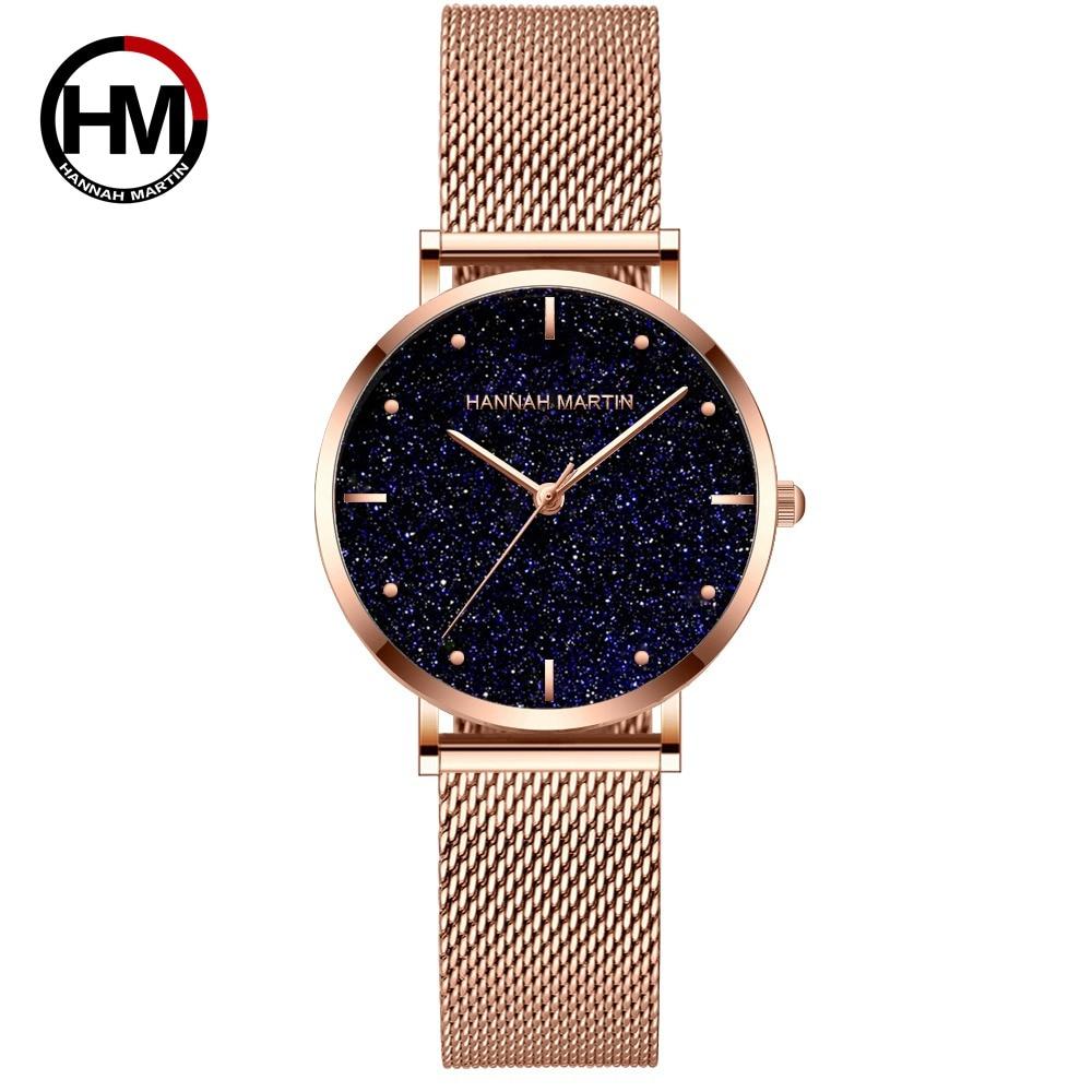 שעון יד רוז זהב 2