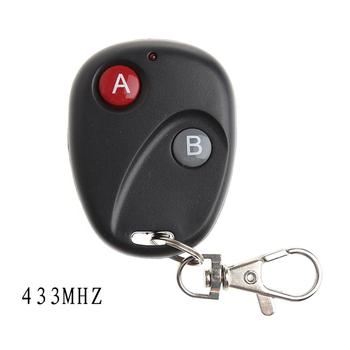A & B Schlüssel DC12V Tor RF Wireless Fernbedienung Garagentor Sender 433MHz-in -Fernbedienung aus Sicherheit und Schutz bei