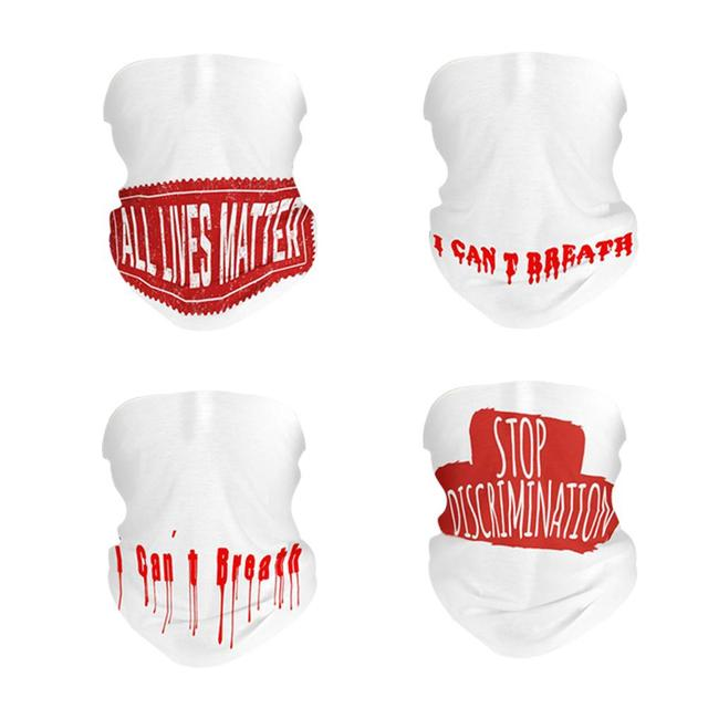 Multifunction Face Mask Quick-drying Breathable Ice Silk Sport Cycling Skiing Hiking Bandana Scarf Men Women Face Scarf Towel 5