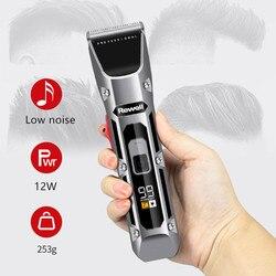 Haircut Machine 6H Professional Hair Clipper Barber Hair Trimmer Men Cordless Shaving Machine Lithium Battery  Strong Power