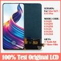 6.39 ''Super Amoled Display per Vivo V15 Pro Display Lcd per Vivo X27 Lcd + Touch Screen Digitizer di Ricambio parti