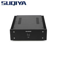 SUQIYA HiFi 100VA Ultra Low Noise LPS High End 100 W Linear Power Supply for DC Audio 5 V 24 V