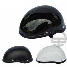 New Motorcycle Helmet Open Face Retro Half Motorbike Racing Off Road Casco Moto C121