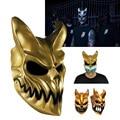 Halloween Slaughter To Prevail Mask Deathmetal Kid Of Darkness Demolisher Shikolai Demon Masks Brutal Deathcore Cosplay Prop