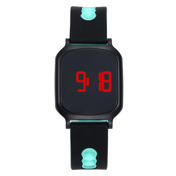 Kids Watches Boys Girls Digital LED Electronic Wristwatch Sports Watch Silicone Watchband Casual Students Clock montre enfant girls watch 50m waterproof girl cute kids watches clock digital led children electronic watches kids wristwatch montre enfant