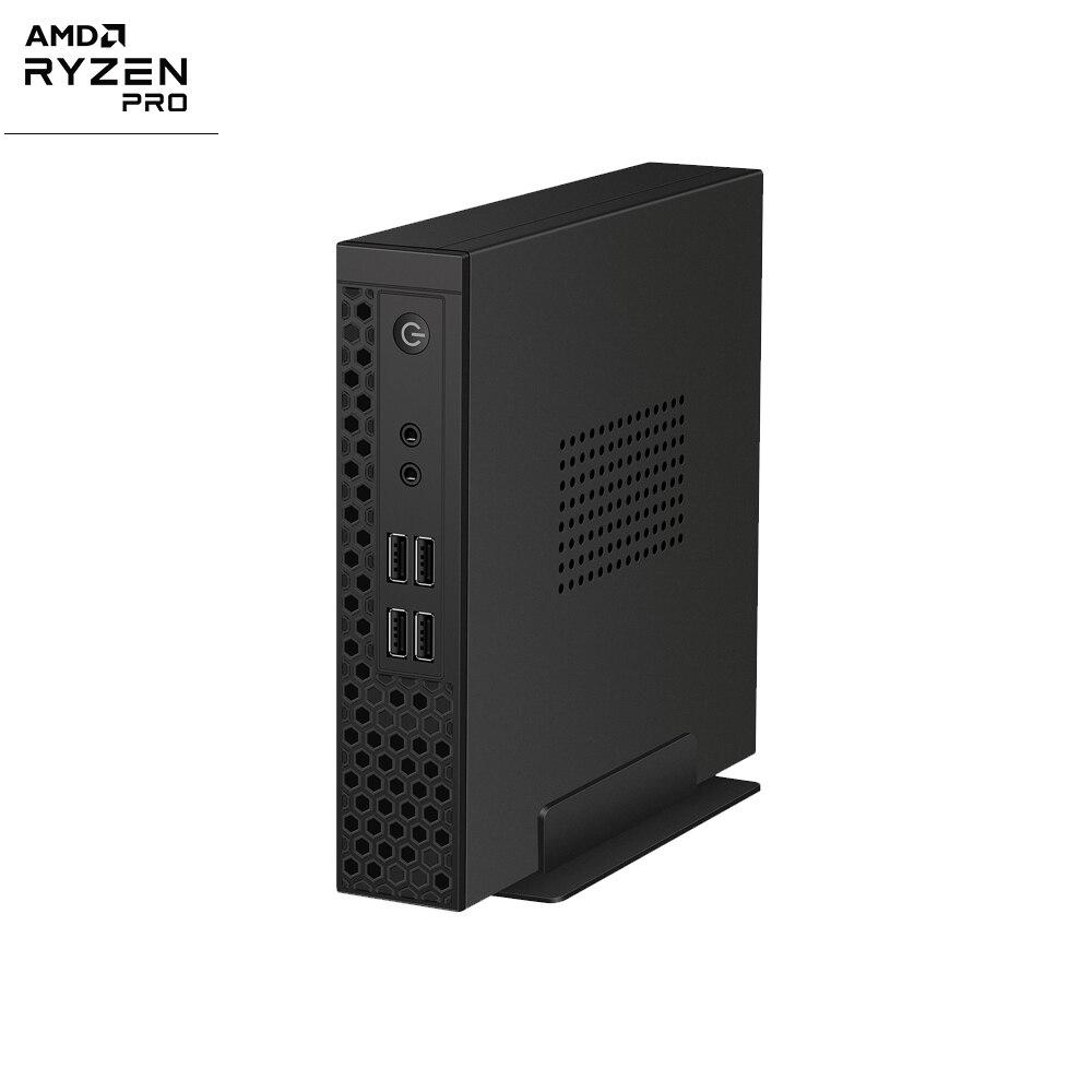Мини-ПК chatreey S1 Настольный уровень intel core i3 10100 i5 10400 Amd Ryzen 3 3200G Ryzen 5 3400G ITX игровой компьютер тонкий клиент