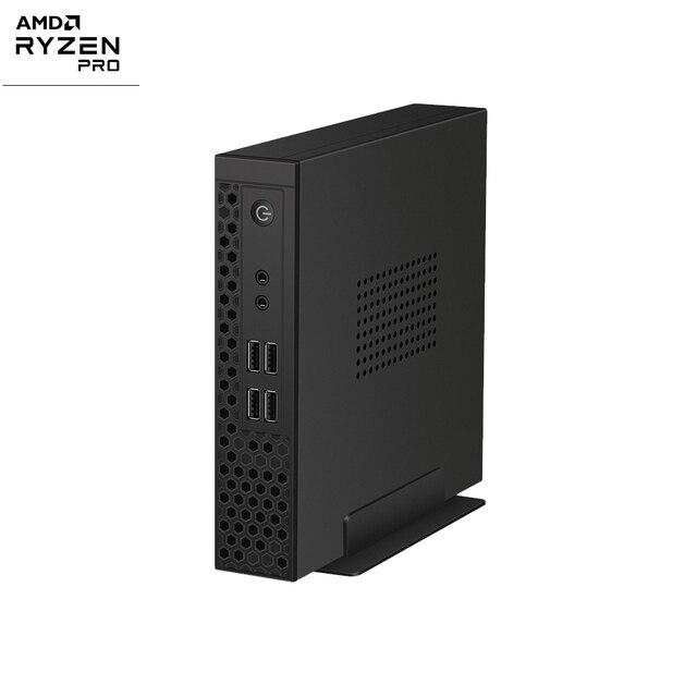 chatreey S1  mini pc Desktop Level intel core i3 10100 i5 10400 Amd Ryzen 3 3200G Ryzen 5 3400G ITX gaming computer thin client