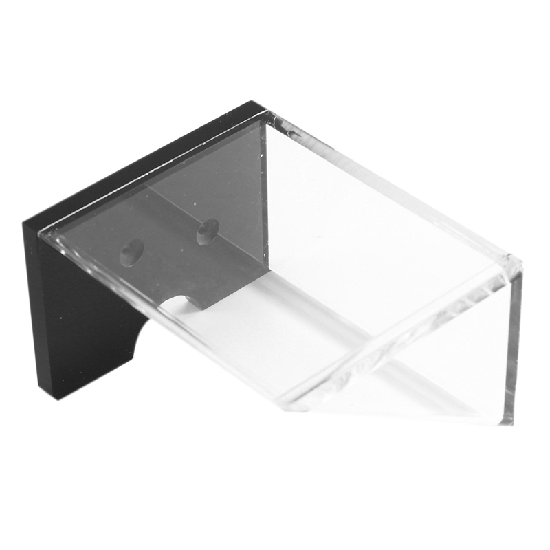 1PC Board Game Poker Casino Blackjack Acrylic Discard Holder Tray Support 6 Decks Playing Cards