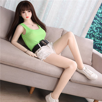 158cm Real Silicone Sex Doll Realistic Pussy Vagina Adult Full Size Love Doll Big Breast Sexy Ass Sex Toys for Men Sex Dolls
