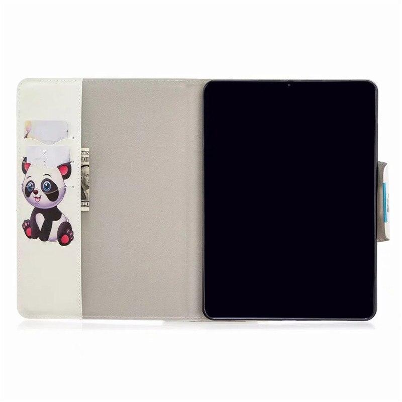 Kawaii for Cover 11 Case 2020 iPad For Coque Flamingo Unicorn Funda Tablet Panda Pro