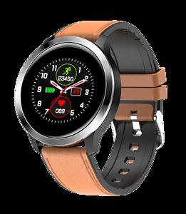 Image 2 - UGUMO hommes affaires montre intelligente ECG Fitness Tracker étanche IP68 Sport Smartwatch fréquence cardiaque moniteur doxygène rappel dappel E70