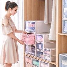 JOYBOS – boîte de rangement à tiroirs, grande armoire de rangement pour sous-vêtements, organisateur multifonction, armoire de garde-robe, ménage JBS25