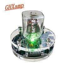 GHXAMP новые светящиеся часы с одной трубкой Nixie, с помощью чипа Epson, интерфейс Micro USB, аксессуары для дома, сделай сам