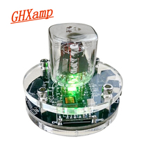 GHXAMP חדש QS27 1 אחת Nixie צינור זוהר שעון באמצעות Epson שעון שבב מיקרו USB ממשק בית עשה אביזרי DIY