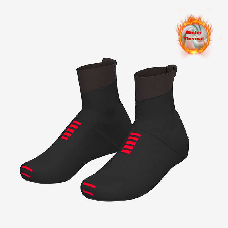 1 Pair Winter Thermal Cycling Shoe Cover Sport Mans MTB Bike Shoes Covers