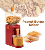 Jamielin Peanut Butter Processing Machine Peanut Butter Grinder Mill Cashew Nuts Butter Machine Butter Machine