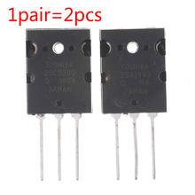 1 пара черный 2sa1943 2sc5200 to 3pl кремния Силовые транзисторы
