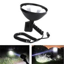 9 дюймов 100 Вт 245 мм портативный ручной HID ксеноновая лампа супер яркий охотничий рыболовный светильник s Точечный светильник для кемпинга светильник ings рабочий светильник