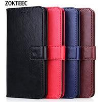 leather flip Funda Flip Business Wallet Leather PU Case for Samsung Galaxy A6 A7 A8 A40 J4 J6 J8 J6 Plus 2018 A2 Core Card Luxury Cover case (1)