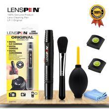 LENSPEN камера чистящий комплект костюм ручка для объектива пылеочиститель щетка воздуходувка салфетки чистая ткань комплект для Gopro Canon Nikon DSLR DVR ручка