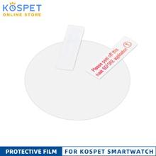 KOSPET ป้องกันหน้าจอป้องกันฟิล์มสำหรับ Kospet Prime/Hope/Hope Lite/Brave/Optimus/Optimus Pro/Prime SE Smartwatch