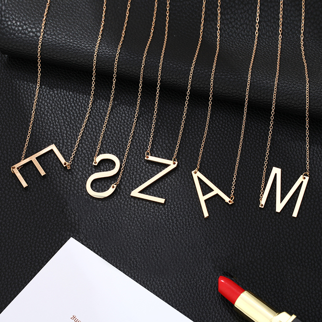 A to Z Necklace - 26 5