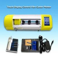Máquina de corte de película de hidrogel, Protector de pantalla para teléfono móvil, tableta, reloj de cámara, trazador cortador de chapa hidráulico automático de TPU