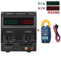 120V 3A A3399 EU Inventory Power Supply Adjustable Laboratory DC Bench Power Source Digital Voltage Stabilizer 110V/220V