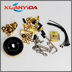Image 2 - Universal Auto Auto Batterie Erdung Draht Elektrische Condution Stabile Spannung Kabel Racing Auto Erdung Draht Kit