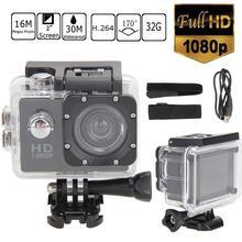 2 0 Cal Full HD 1080P wodoodporna kamera kamera samochodowa Motorcyce sport DV Go kamera samochodowa Pro kamera z kamerą akcesoria tanie tanio