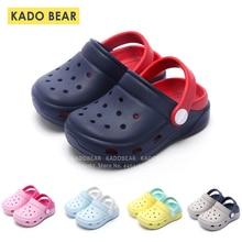 Летняя детская обувь для мальчиков; модная обувь для сада; домашняя обувь для маленьких девочек; тапочки; детская пляжная обувь; Вьетнамки; сандалии