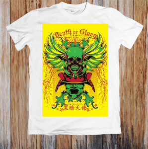 Death Or Glory Unisex T-Shirt Free Shipping Funny Tops Tee Shirt