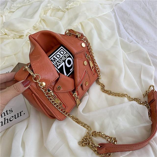 Coat Shape Crossbody Bags  5