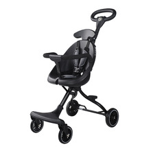 Slip baby artifact children's two-way baby stroller