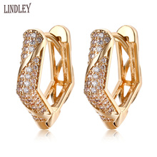 pataya new 585 rose gold extreme luxury micro wax inlay natural zircon flowers chokers necklace women wedding party fine jewelry LINDLEY dangle gold hoop Women's Earrings 585 rose gold Zircon earrings for women luxury vintage wedding party fashion jewelry