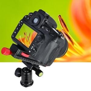 Image 5 - Hot 3C All 금속 웜 드라이브 매크로 레일 미세 초점 초점 Arca / Rrs 레버 클램프 호환